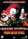 "Maybe clown is spelled with a ""K"" on their planet?"