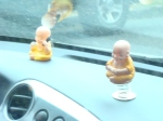 baby buddha bobble heads
