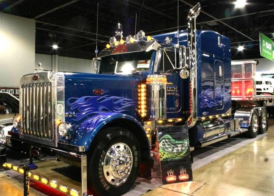 Custom Semi-Trucks