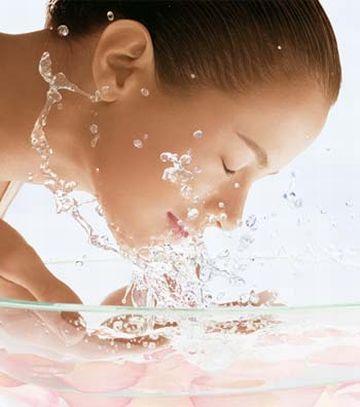 Water-skin-care