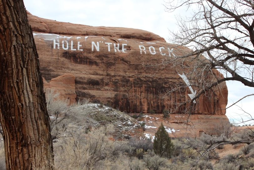 Utah Hole in the Wall & Wilson Arch 245