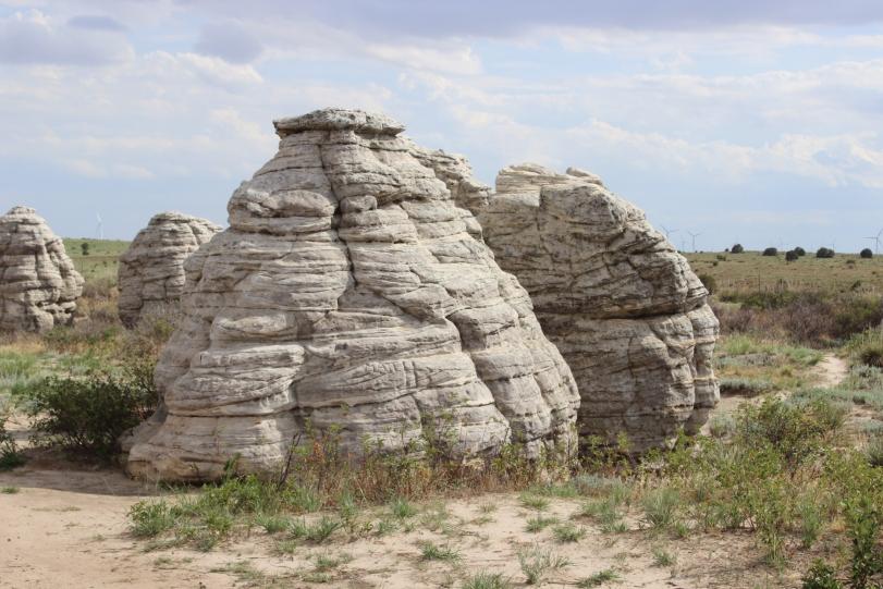 Neat rock formations in Colorado